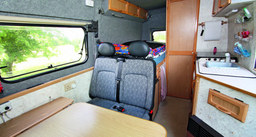Build Your Own Motorhome Advice Practical