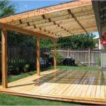 Build Your Own Patio Cover Get Minimalist Impression