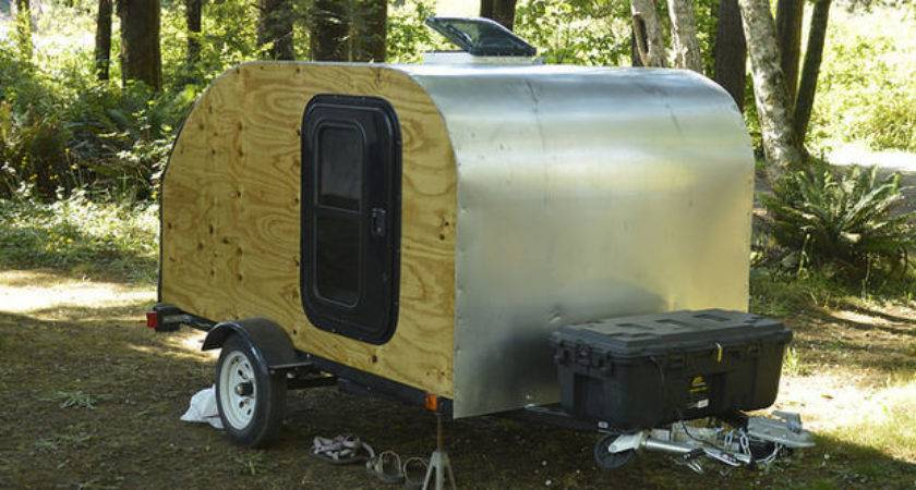 Build Your Own Teardrop Camping Trailer