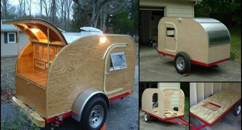 Build Your Own Teardrop Trailer Ground