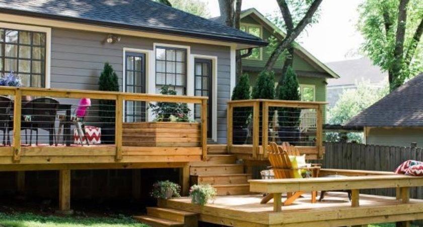 Building Deck Diy