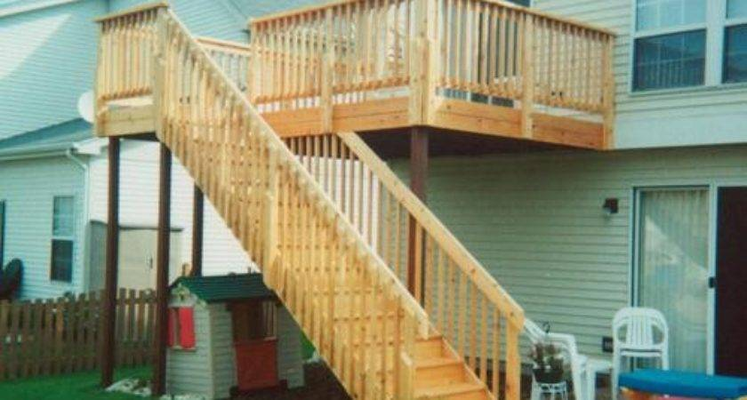 Building Deck Single Wide Joy Studio Design