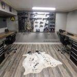 Building Dream Gun Room Home Man Cave