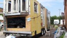 Building Home Made Solar Powered Travel Trailer