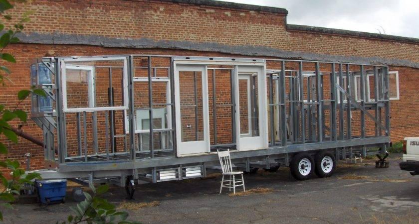 Building Home Made Solar Powered Travel Trailer