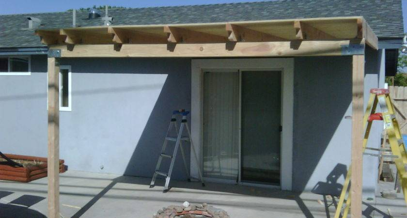 Building Patio Cover Newsonair