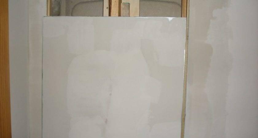 Building Plumbing Access Panel Drywall
