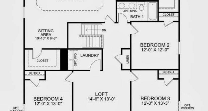 Building Rome Ryan Homes Sweet Home Floor Plan