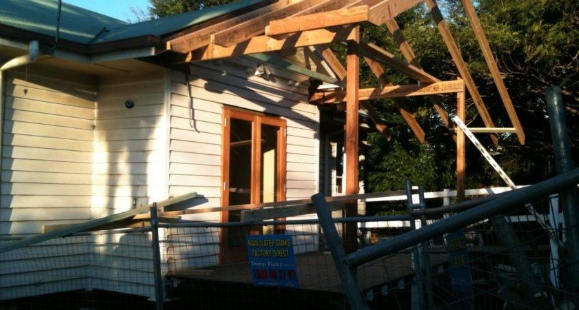 Building Roof Over Patio Bengfa Info