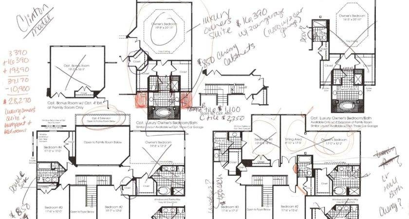 Building Ryan Home Avalon Our Options