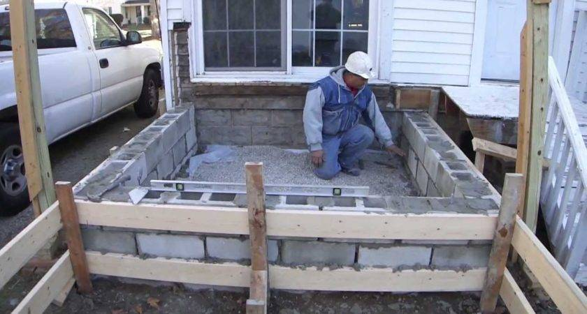 Building Small Room Addition Deck Youtube
