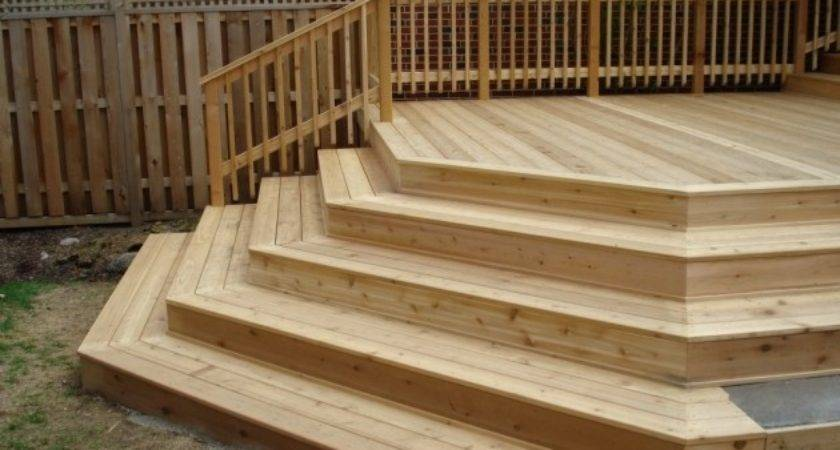 Building Stairs Deck Railing Code Requirements