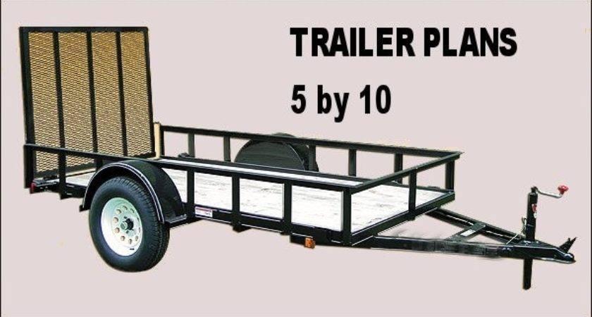 Building Vardo Utility Trailer Joy Studio Design