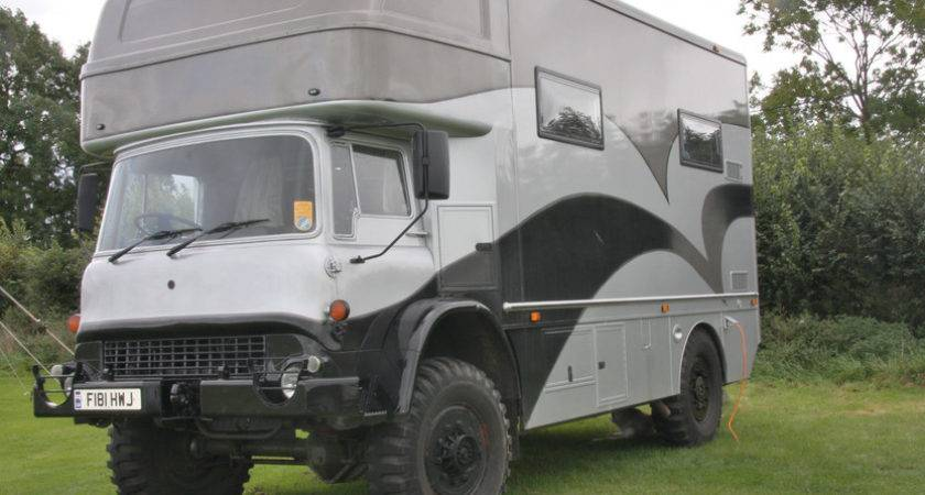 Building Your Own Motorhome Advice Practical