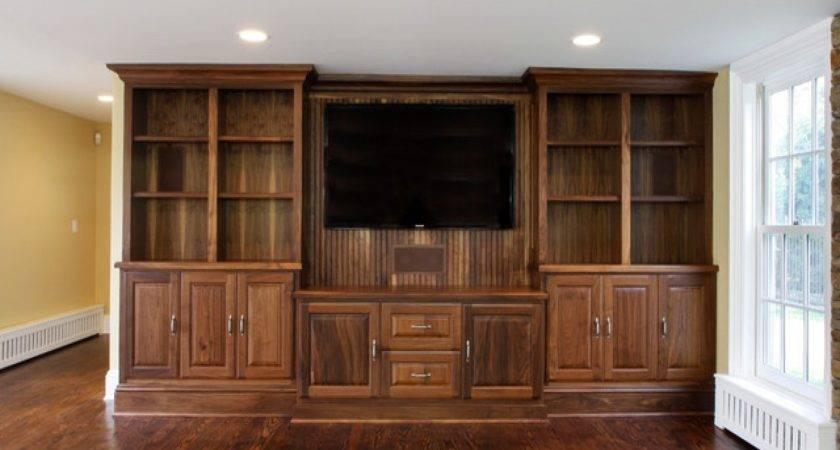 Built Storage Cabinet Living Room Cabinets