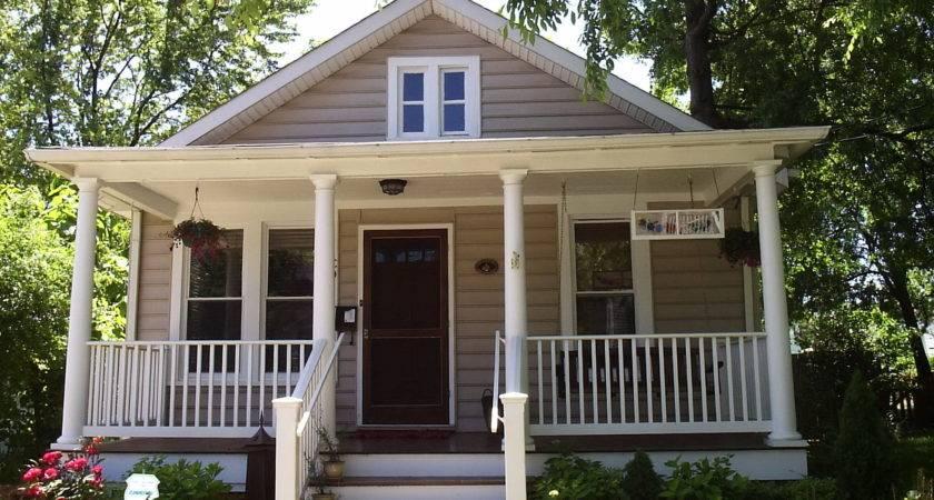 Bungalow Front Porch Addition Home Design Ideas Wrap