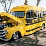 Bus Conversions Autos Weblog