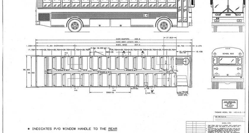 Bus Lengths Seat Numbers School Conversion Resources