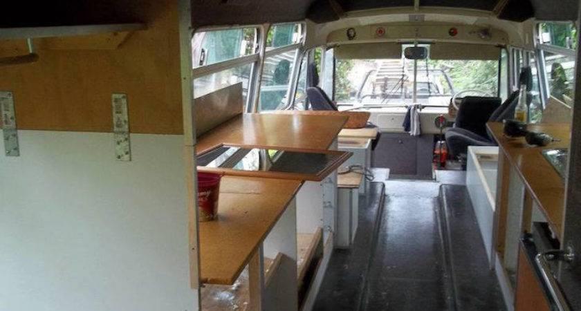Bus Renovation Raise Kids Road