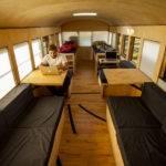 Bus Transform Maison Roulante Par Tudiant