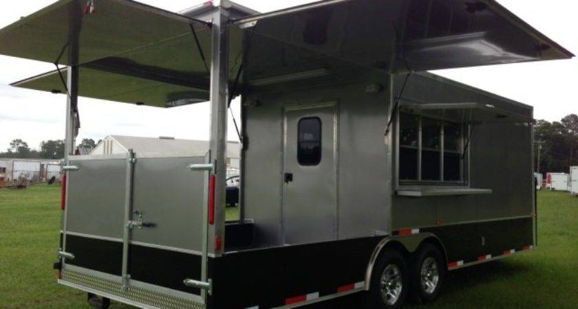 Buy Sell New Used Trailers Bbq Open