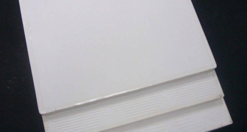 Buy Vinyl Coated Ceiling Tiles Price Weight Model