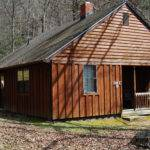 Cabin Allows Six Sleeps Two Bedroom