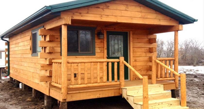 Cabin Manufactured Homes Joy Studio Design
