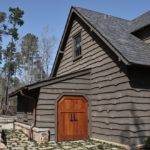 Cabin Siding Ideas Exterior Contemporary Bamboo Bay