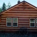 Cabin Siding Mobile Home Myideasbedroom