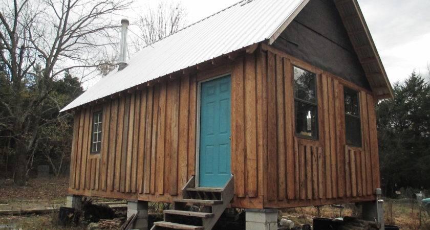 Cabin Siding