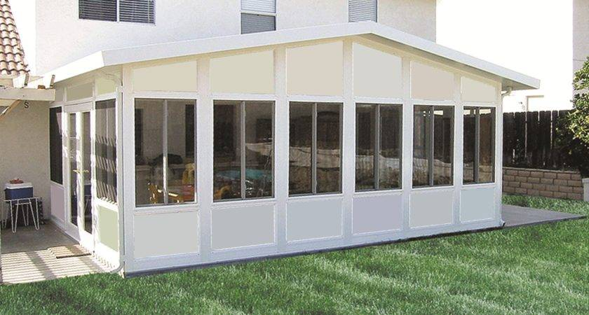 California Patio Enclosures Photos