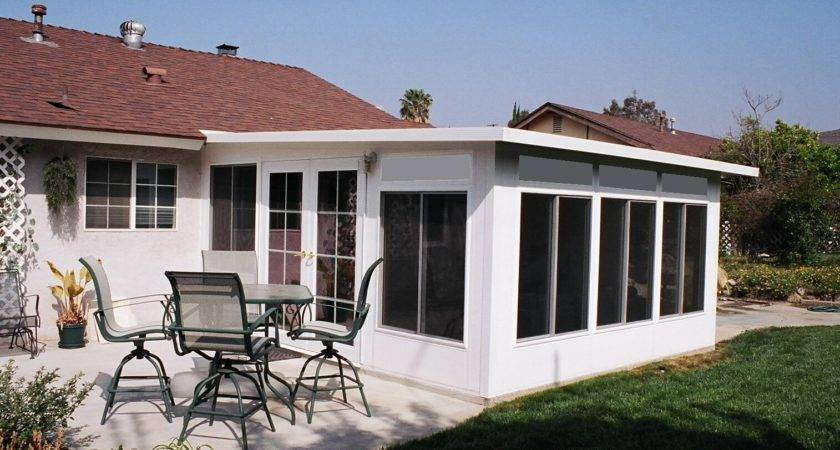 California Patio Rooms Room Kits