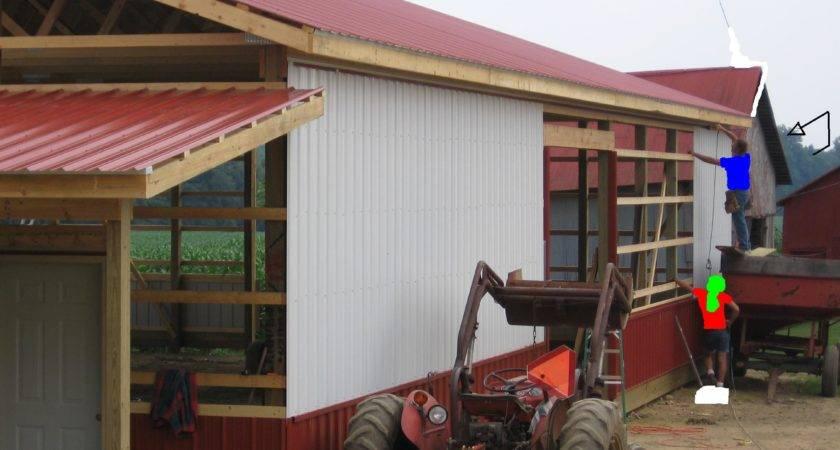 Calvin Pole Barn