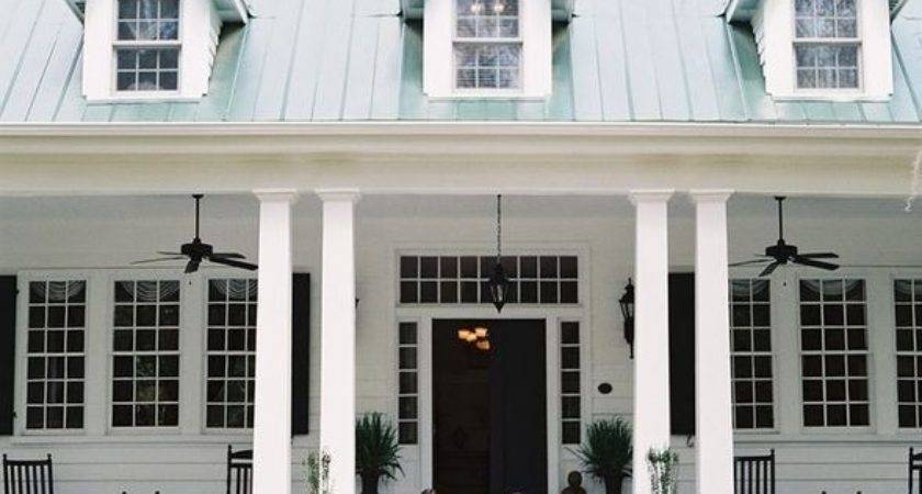 Cameran Eubanks Wedding Blog Pinterest Porch Columns