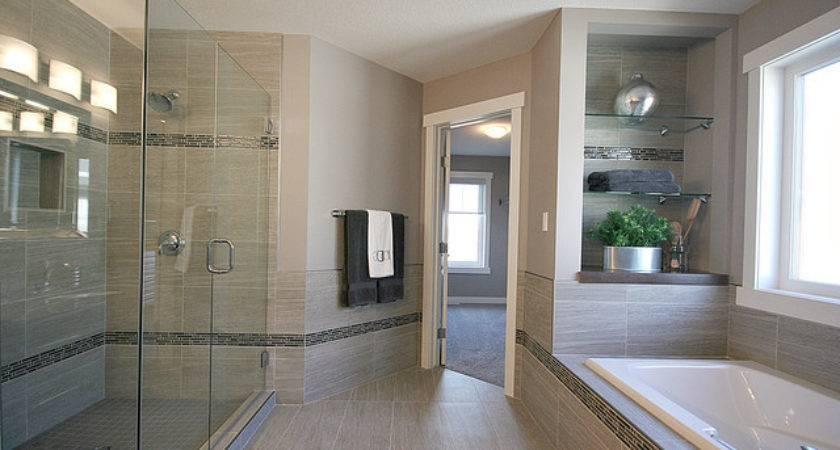 Cameron Model Show Home Traditional Bathroom