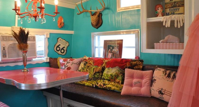 Camper Decorating Ideas Decor