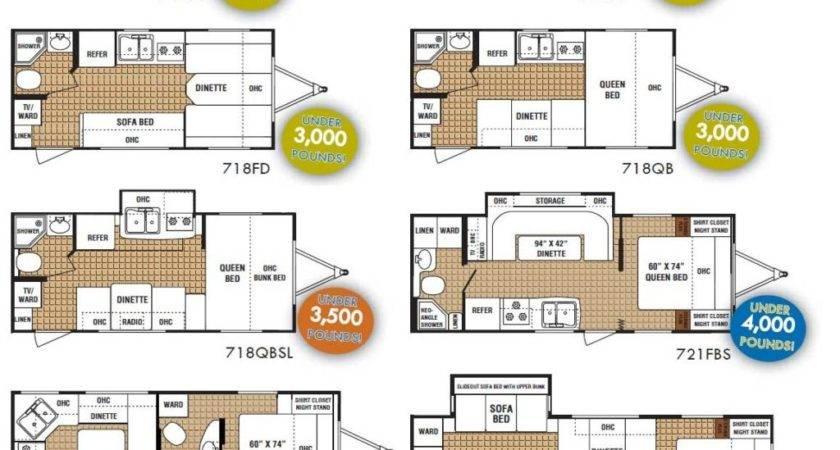 Camper Floor Plans Houses Flooring Ideas Blogule