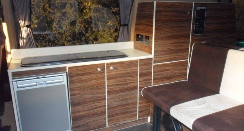 Camper Furniture Supplied Fitted