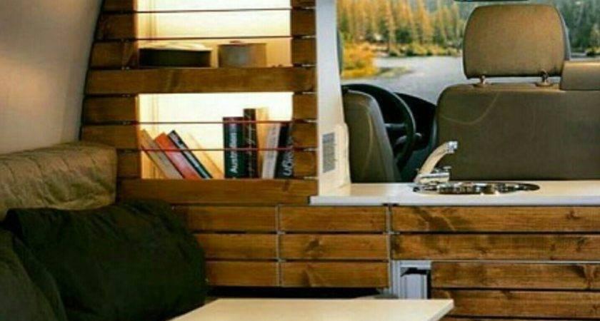 Camper Ideas Campervan Interior Mobmasker