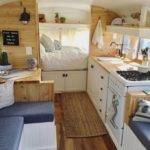Camper Living Storage Ideas Interior Makeover