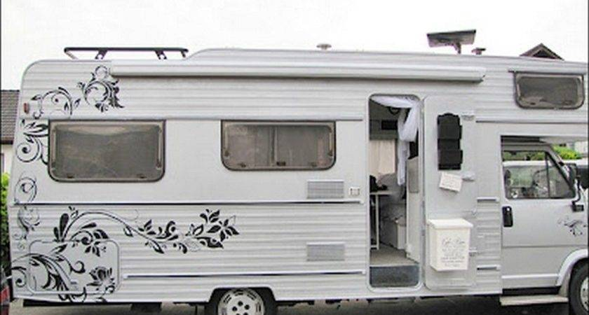 Camper Paint Exterior Remodel Makeover Your
