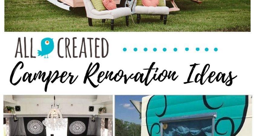 Camper Renovation Tutorials Completely Transform Your