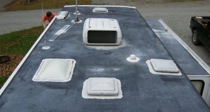 Camper Roof Sealer Defilenidees
