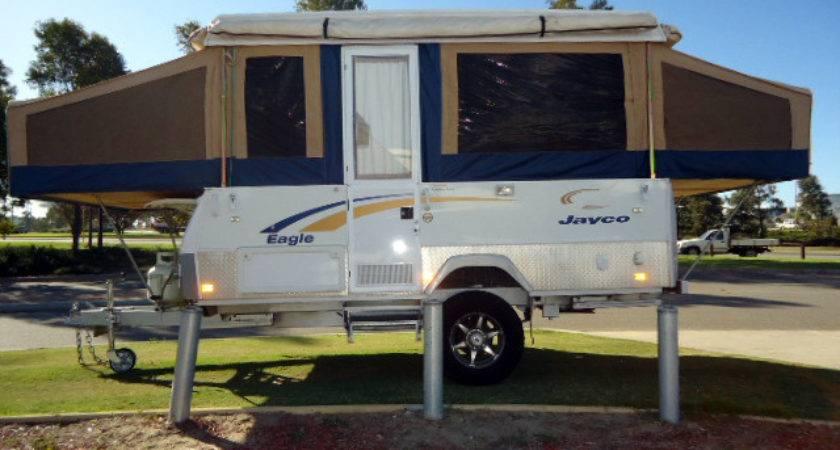 Camper Trailers Australia Simple Brown