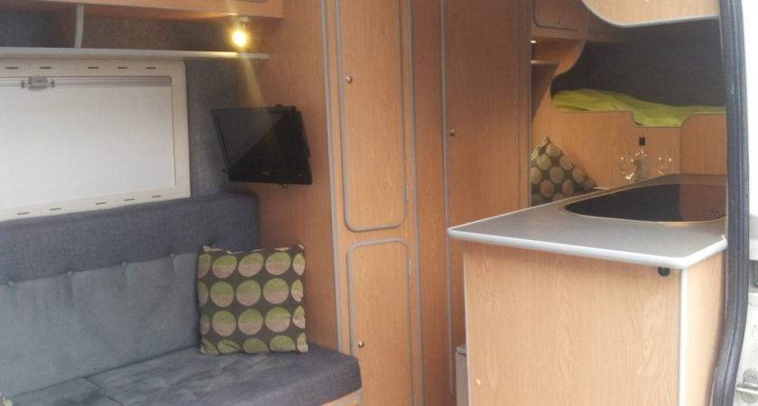Camper Van Furniture Conversion Kit Berth Universal
