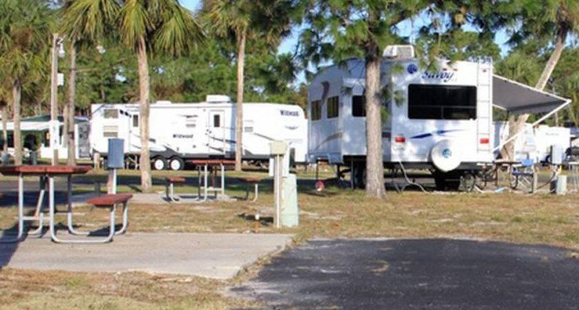Campers Inn Panama City Beach Campgrounds Good Sam Club