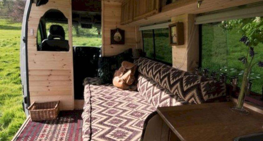 Campervan Interior Design Ideas Futurist Architecture