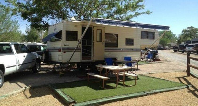 Camping North Bernalillo Koa Campground