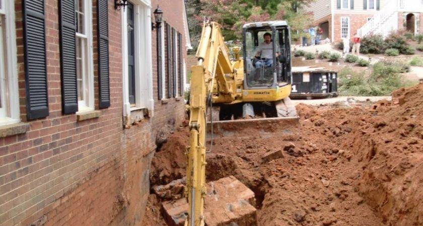 Can Dig Basement Under Existing House Angie List